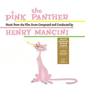 The Pink Panther (Music From the Film Score) [Import]