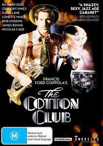 The Cotton Club [Import] , Bob Hoskins