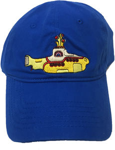 Beatles Yellow Submarine Adjustable Baseball Cap
