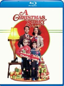 A Christmas Story Live! , Andy Walken