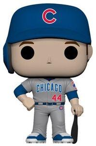 FUNKO POP! MLB: Anthony Rizzo (Road)