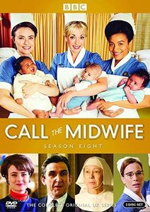 Call the Midwife: Season Eight , Jenny Agutter