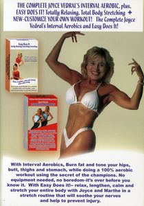 Complete Interval Aerobic With Joyce Vedral