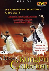 Classic Kung Fu Collection: Volume 1