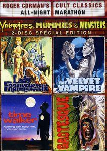 Roger Corman's Cult Classics: Vampires, Mummies & Monsters