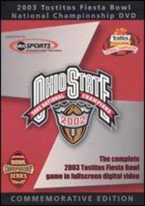 2003 Fiesta Bowl Ohio
