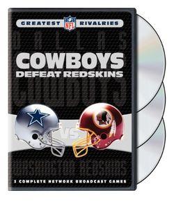 NFL's Greatest Rivalries: Dallas Vs Washington
