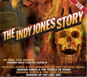 The Indy Jones Story - Original Soundtrack [Import]