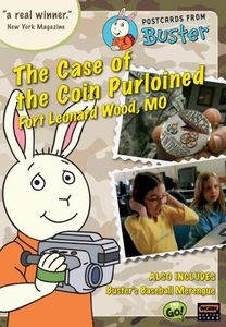 Postcards From Buster: Case of the Coin Purloined