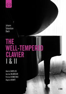 Well-Tempered Clavier 1 & 2