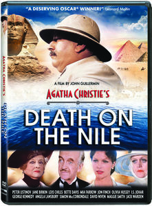 Death on the Nile , Peter Ustinov