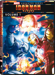Marvel Iron Man: Animated Series: Volume 1