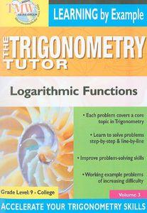Triginometry: Logarithmic Functions