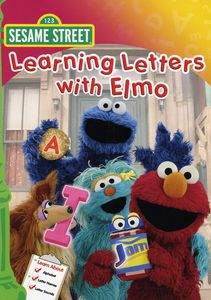 Learning Letters With Elmo