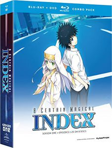 Certain Magical Index: The Complete Season 1