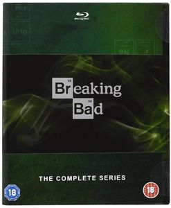 Breaking Bad-Complete Sesons 1-5 [Import]