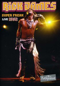 Superfreak and More