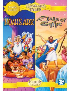 Enchanted Tales: A Tale of Egypt & Noah's Ark