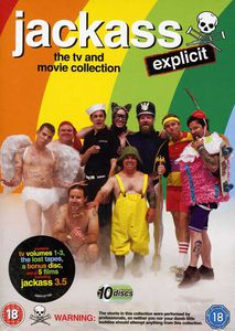 Jackass: TV & Movie Collection Explicit [Import]