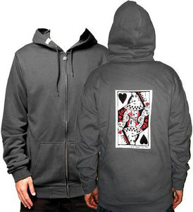 Queen Of Blackhearts Hoodie