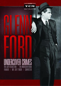 Glenn Ford: Undercover Crimes , Glenn Ford
