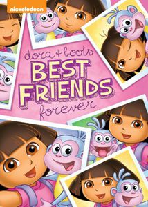 Dora the Explorer: Dora and Boots: Best Friends Forever