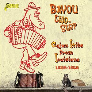 Bayou Two-Step-Cajun Hits from Louisiana [Import] , Various Artists