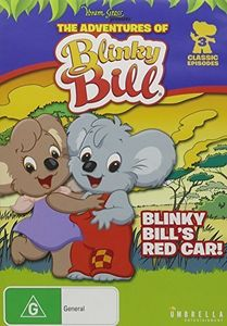 Adventures of Blinky Bill:Blinky Bill's Red Car [Import]