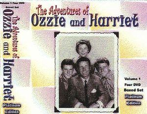 Adventures of Ozzie and Harriet: 12 Episodes: Volume 1