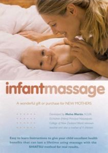Infant Massage With Melva Martin N.D.M.