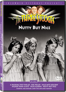 The Three Stooges: Nutty but Nice