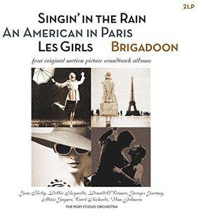 Singin In The Rain /  American In Paris (Original Soundtrack) [Import]