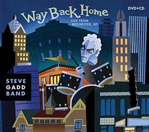 Steve Gadd:  Way Back Home