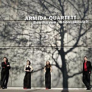 Beethoven & Shostakovich: String Quartets