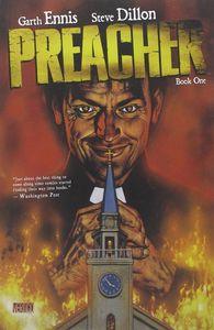 Preacher Book One (DC) , Garth Ennis