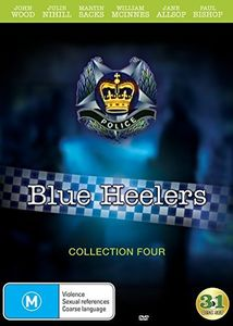 Blue Heelers: Collection 4 [Import]