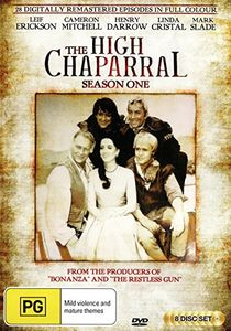 High Chaparral: Season 1 [Import]