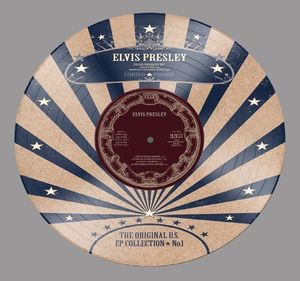 Us EP Collection 1 [Import] , Elvis Presley