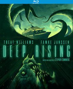 Deep Rising , Treat Williams