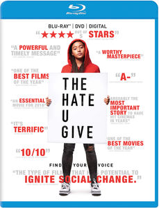 The Hate U Give , Amandla Stenberg