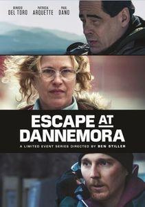 Escape at Dannemora , Benicio Del Toro