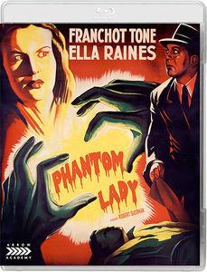 Phantom Lady , Elisha Cook, Jr.