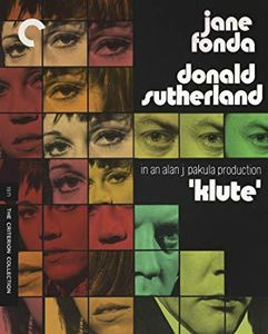Klute (Criterion Collection) , Jane Fonda