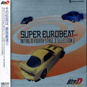 Super Eurobeat Initial D 4th Series (Original Soundtrack) [Import]