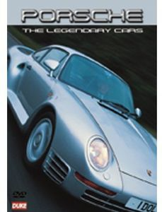 Porsche Legendary Cars