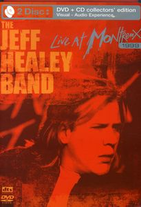 The Jeff Healey Band: Live at Montreux 1999