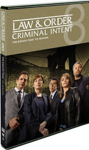 Law & Order - Criminal Intent: The Eighth Year , Courtney B. Vance