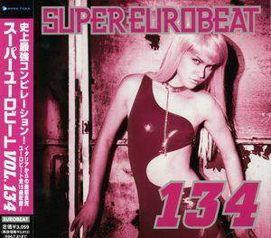 Super Eurobeat, Vol. 134 [Import]
