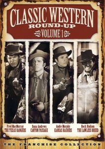 Classic Western Round-Up: Volume 1