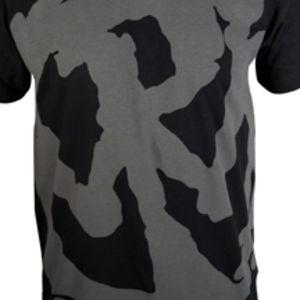 Full Circle Slim Fit T-Shirt Black - L